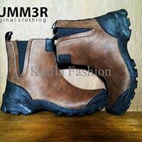 Harga Promo Sepatu Tracking Humm3r Boots Bloes Original Handmade Build