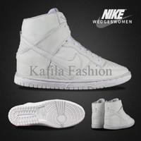 Harga Promo Sepatu Nike Wedges Women Wanita Sneakers Sekolah Kerja Hi