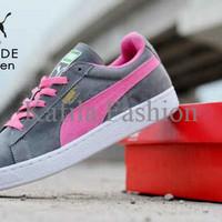 Harga Promo Sepatu Puma Sneakers Semi Boots Selebritis Murah