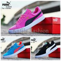 Harga Promo Sepatu Olahraga Puma Women Wanita Kets Casual Running Jogg
