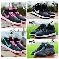 Harga Promo Sepatu Sneakers Nike Casual Sneakers Kuliah Women Wanita M