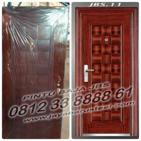 0812 33 8888 61 (JBS), Steel Door, Steel Doors, Steel Door JBS,