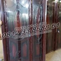 0812 33 8888 61 (JBS), Contoh Cat Steel Door Minimalis