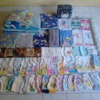 aket Hemat Perlengkapan Bayi Baru Lahir, Gratis Ongkir