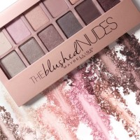 Jual PROMO! Maybelline The Blushed Nudes Eyeshadow ORI Murah