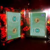 Koin Dinar Emas Peruri 4,25 Gram 22 Karat