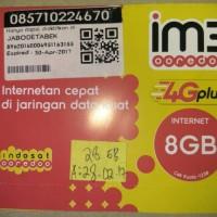 harga Kartu Perdana internet Indosat 28 gb Tokopedia.com