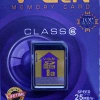 V-gen sd card 8 gb