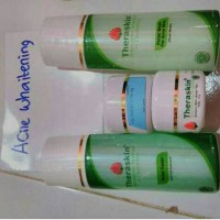 paket theraskin acne whitening