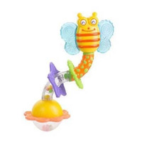 Mainan Bayi Little Giant Baby Rattle Bee Twist BPA Free