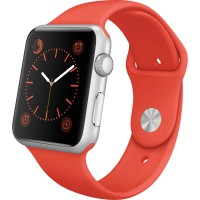 [ Sale Akhir Tahun ] Apple Watch 42mm Series 1 Orange Band BNIB JKT