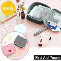 Dompet / Tas Perlengkapan Medis - Mini Kit First Aid Pouch KOREA GN282