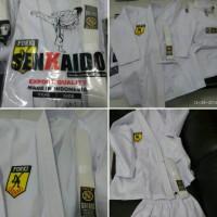 seragam baju karate pemula Senkaido tegi uniform judo aikido