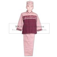 MKA 093 11-13 tahun grosir busana/baju muslim
