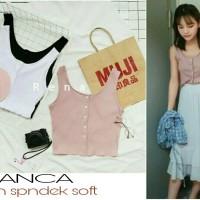 SN, BIANCA baju murah atasan wanita pakaian korea kekinian awkarin oke