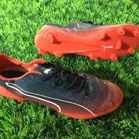Sepatu Bola Puma EvoSpeed Fresh Red Blast