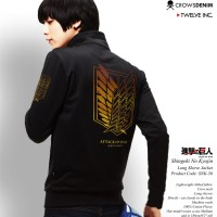 Jaket Anime, Jaket Attack On Titan, Jaket Shingeki No Kyojin Snk-56