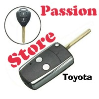 Kunci lipat Toyota Innova,avanza 2016