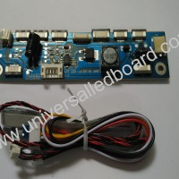Inverter LED TV Universal /LED Driver/Converter DC to DC/AVT LED-12