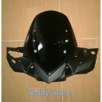 Jual Visor Windshield Tameng Angin Honda New Vario Techno 125 / 150 Led Ori Murah