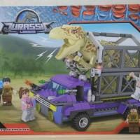 Jual Lego QLT Dino Capture Jurassic World Legend Murah