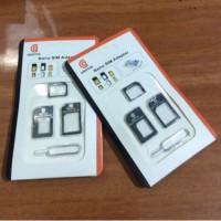 SIM Adapter Micro Nano - Jarum iPhone - Griffin