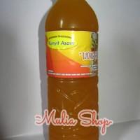Minuman Tradisional Kunyit Asam Wong Jowo