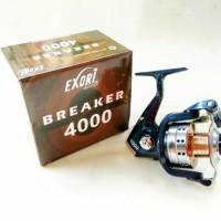 harga Reel Exori Breaker 4000 Tokopedia.com