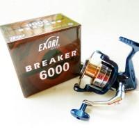 harga Reel Exori Breaker 6000 Tokopedia.com