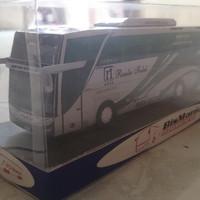 harga Miniatur Bus (Papercraft) Rosalia Indah SHD Limited Edition Skala 1:50 Tokopedia.com
