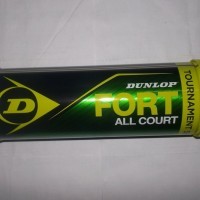 bola tennis/tenis dunlop fort all court .tournament select