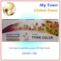 Toner Cartridge Compatible CB436A 36A HIGH GRADE Printer M1522/P1505