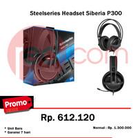 harga HEADSET STEELSERIES SIBERIA P300 - Promo Tokopedia.com