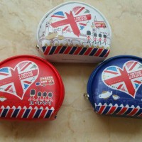 Dompet Koin PU I Love London