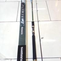 Jual Beli Joran shimano lurematic S80MH (244cm) Baru | Alat Pancing