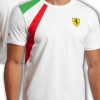 Kaos T Shirt Tshirt Puma Ferrari