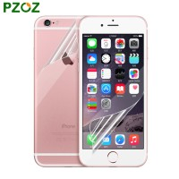 PZOZ Iphone 5 5s SE High Quality Screen Protector Back & Front
