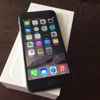 Iphone 6 64gb Grey Silent Camera Garansi 1 Tahun