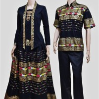 Baju Batik Kebaya Couple Online