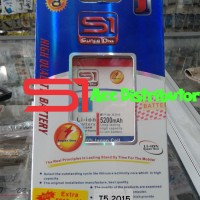 Baterai Double Power Samsung J5 2015 ( J500 ) 5200 mah Original S1
