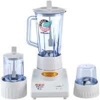 Miyako BL102GS Blender Glass 1L 3in1