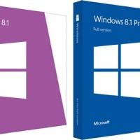 Paket DVD Installer Windows 8.1 AIO