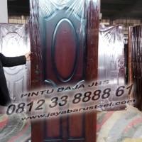 0812 33 8888 61 (JBS), Steel Door Ringan