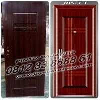 0812 33 8888 61 (JBS), Steel Door Indonesia
