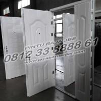 0812 33 8888 61 (JBS), Steel Door Tahan Api