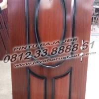 0812 33 8888 61 (JBS), Furniture Steel Door Minimalis
