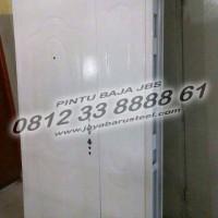 0812 33 8888 61 (JBS), Steel Door Motif Kayu