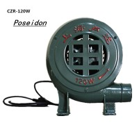 120W 220V exhaust fan kipas angin portable blower 1phase