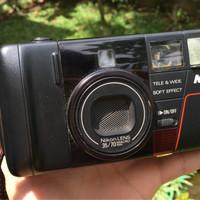 Kamera CameraNikon TW2D Pocket 1980 Analog Antik Vintage