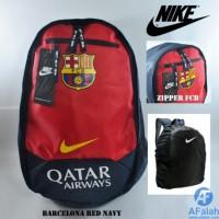 harga Tas Ransel Nike Klub Bola Barcelona Navy Red Tokopedia.com